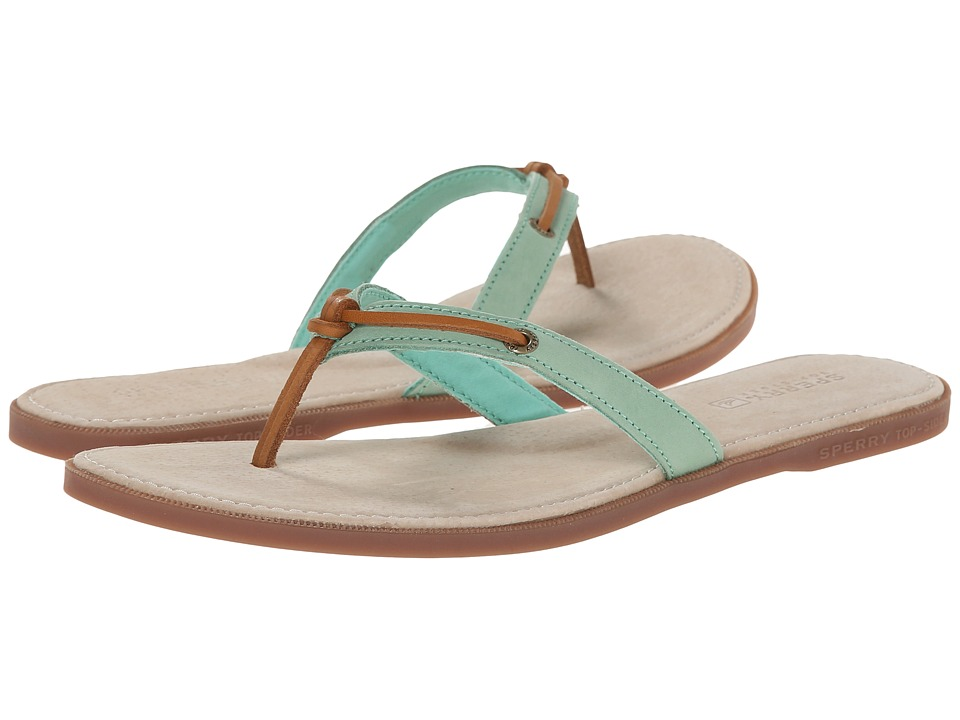 Sperry Top-Sider - Calla (Mint) Women's Toe Open Shoes