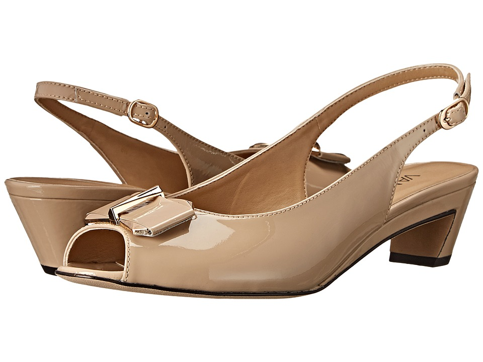 Vaneli - Binge (Ecru Mag Patent) Women's Shoes