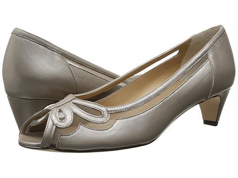 Vaneli - Birdine (Opal Pearl Nappa/Match Mesh) Women's 1-2 inch heel Shoes