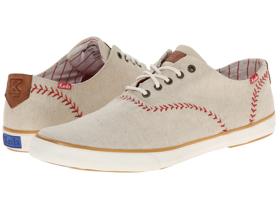 Keds Champion Vintage Baseball Linen (Natural) Men