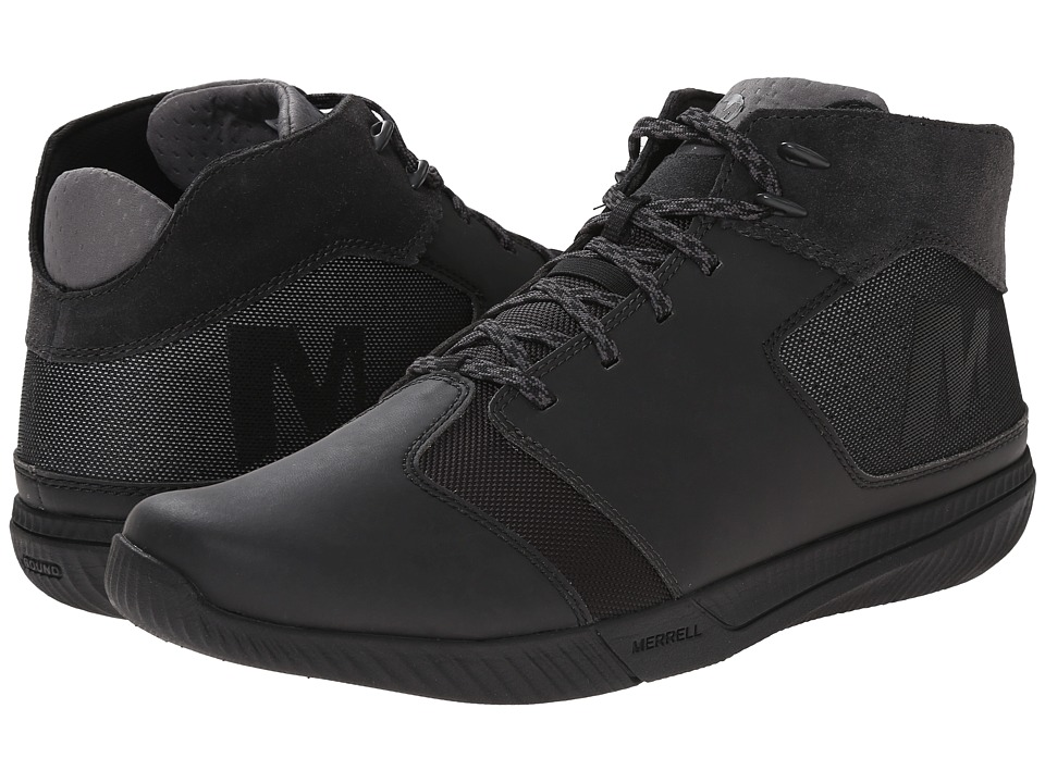 Merrell - Rowst Fume (Black) Men