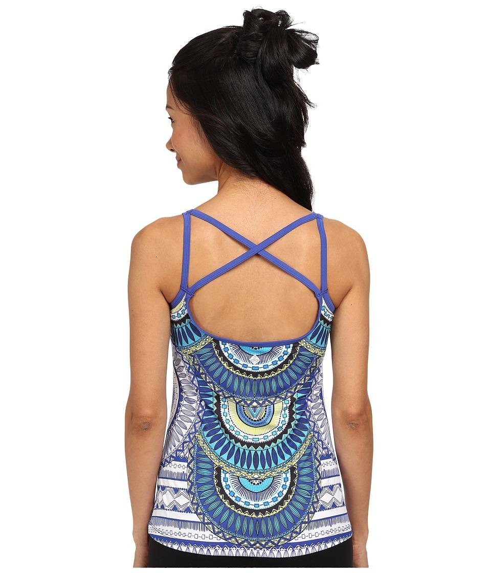 Prana - Marley Top (Blue Tribe) Women