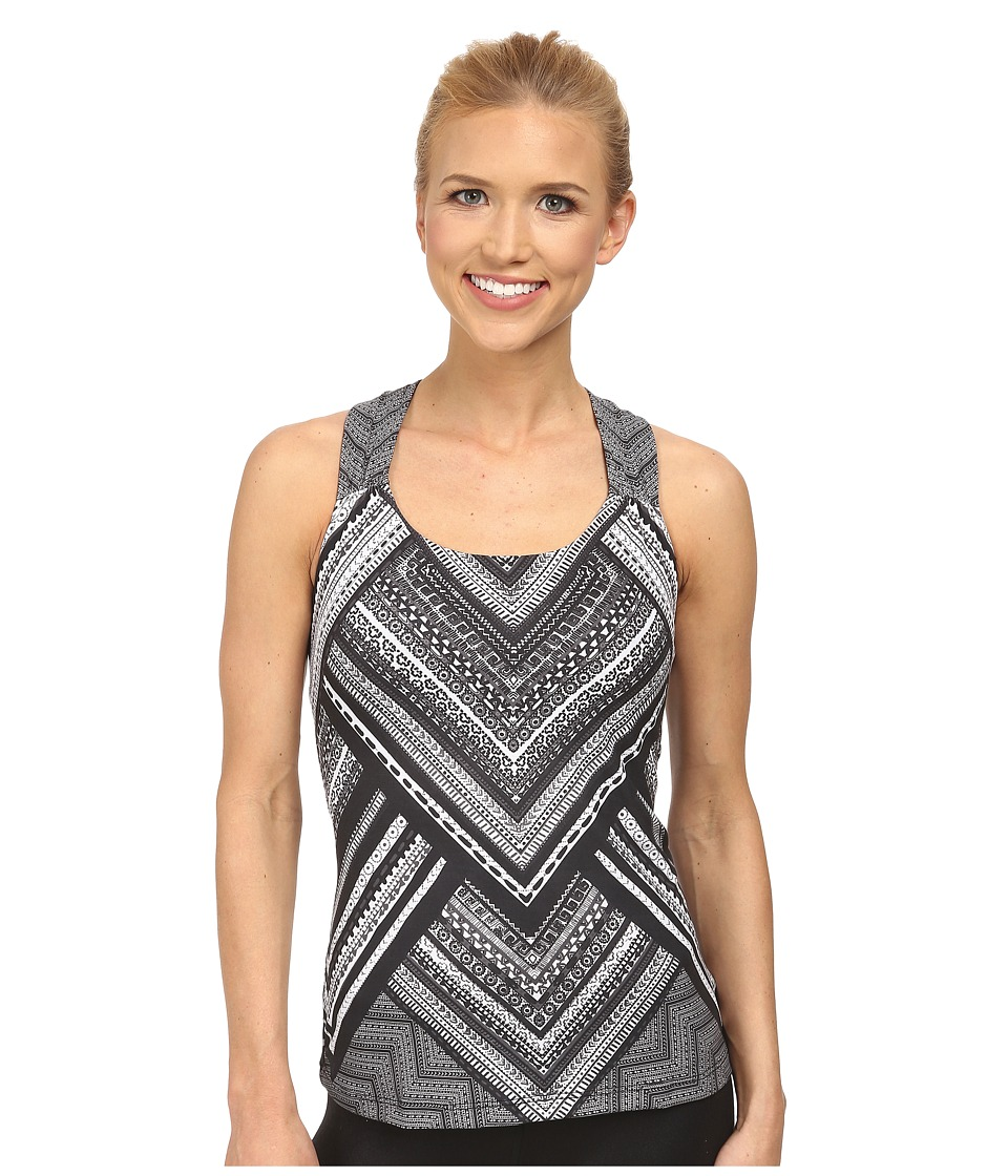 Prana - Phoebe Top (Black Pixie) Women's Sleeveless