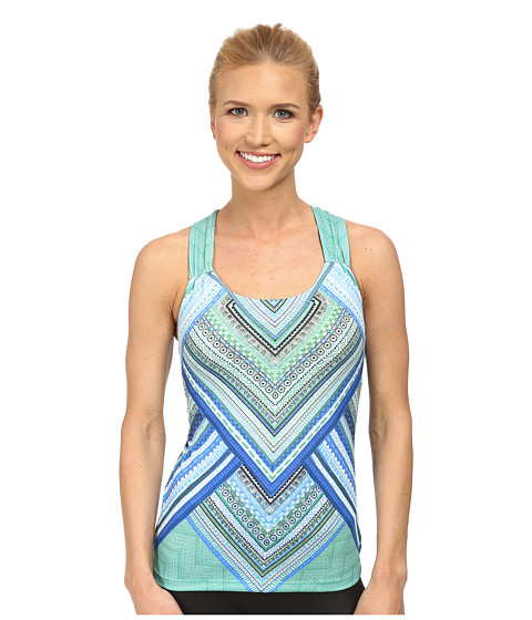 Prana - Phoebe Top (Blue Pixie) Women's Sleeveless