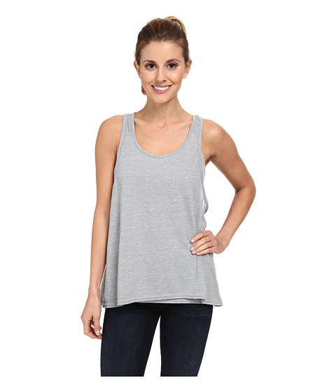 Roxy Outdoor - Double Down Tank (Heritage Heather) Women's Sleeveless