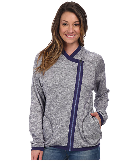 Roxy Outdoor - Break Away Hoodie (Astral Aura Heather) Women's Sweatshirt