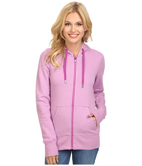 Roxy Outdoor - Throw Down Hoodie (Light Orchid) Women