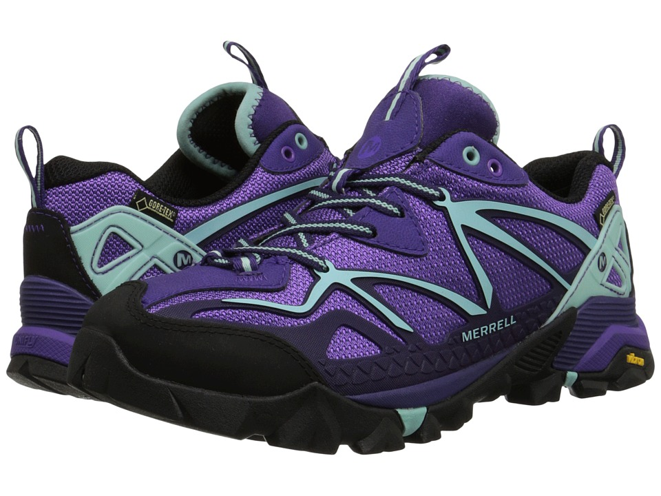 Merrell - Capra Sport GORE-TEX (Royal Lilac/Adventurine) Women's Shoes