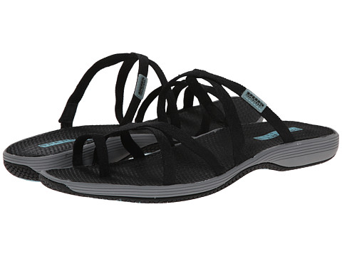 Sperry Top-Sider - PT Breeze Strap Sandal (Black) Women
