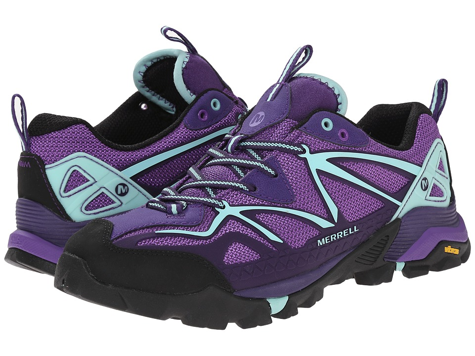 Merrell - Capra Sport (Royal Lilac/Adventurine) Women's Shoes