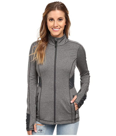 Roxy Outdoor - Work It Jacket (True Black Heather) Women's Jacket