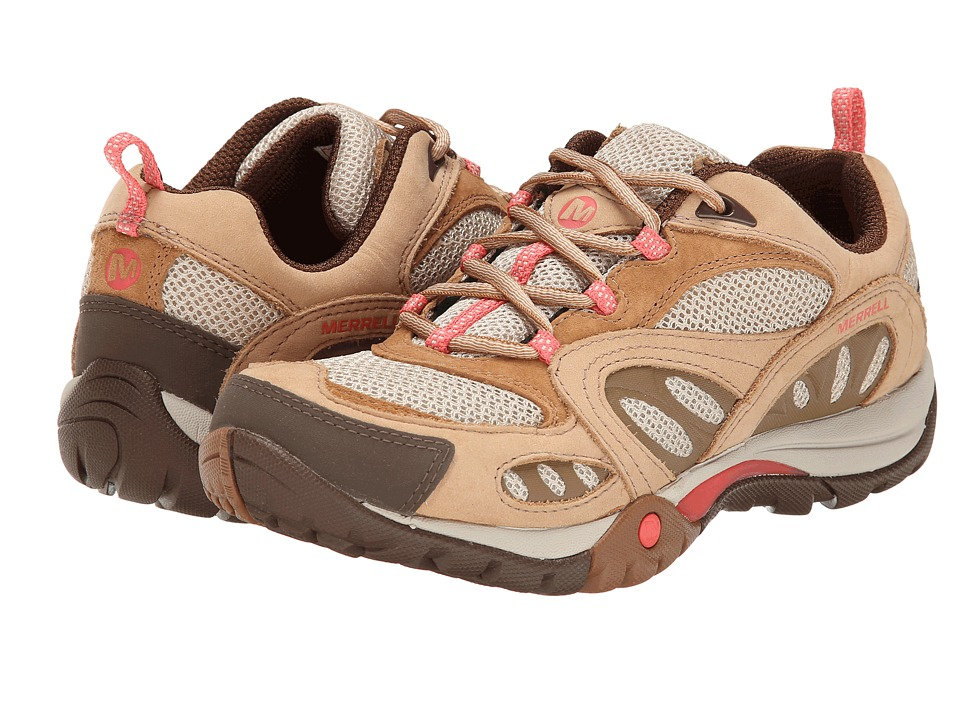 Merrell - Azura (Tan/Coral) Women's Shoes