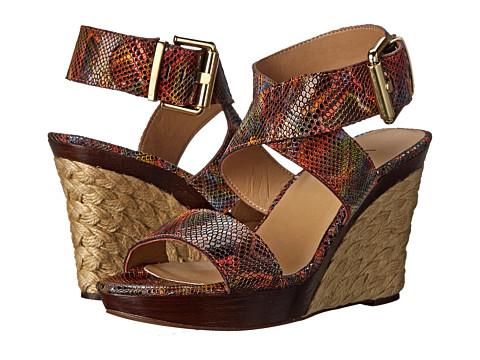 Vaneli - Dandy (Multi Darry Print) Women's Wedge Shoes