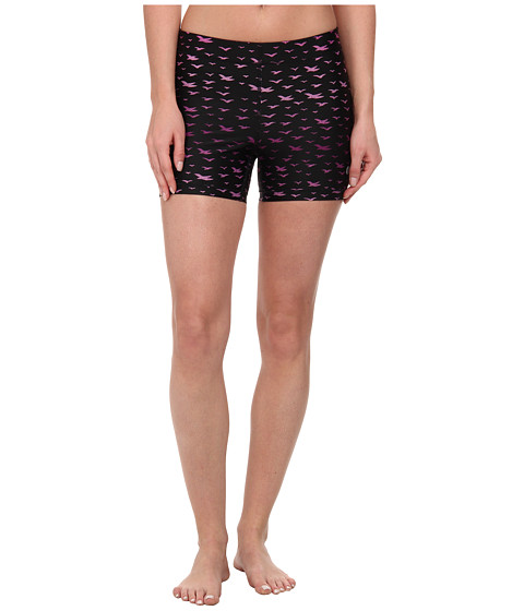 Roxy Outdoor - Spike Short 4 (Ombre Birds) Women
