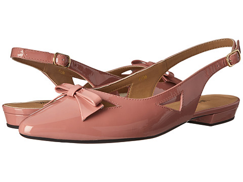 Vaneli - Gervasy (Blush Mag Patent/Gold Buckle) Women's Dress Sandals