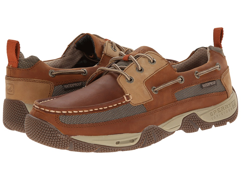 Sperry Boatyard (Tan/Beige) Men