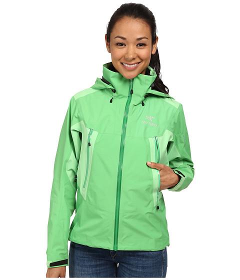 Arc'teryx - Beta LT Hybrid Jacket (Green Orchid) Women's Coat