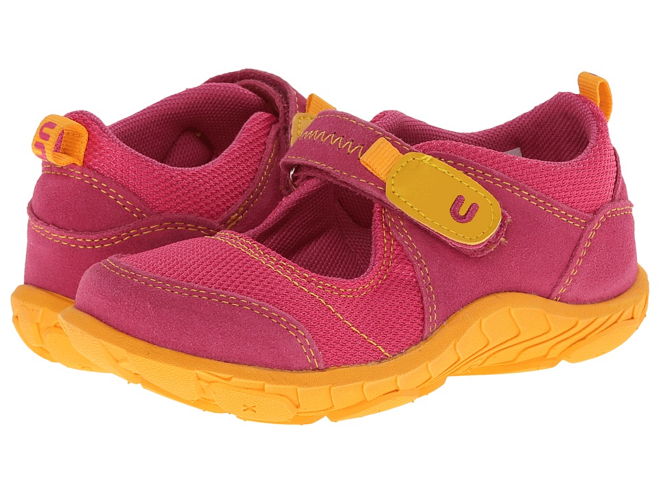 Umi Kids - Hera (Toddler/Little Kid) (Pink) Girls Shoes