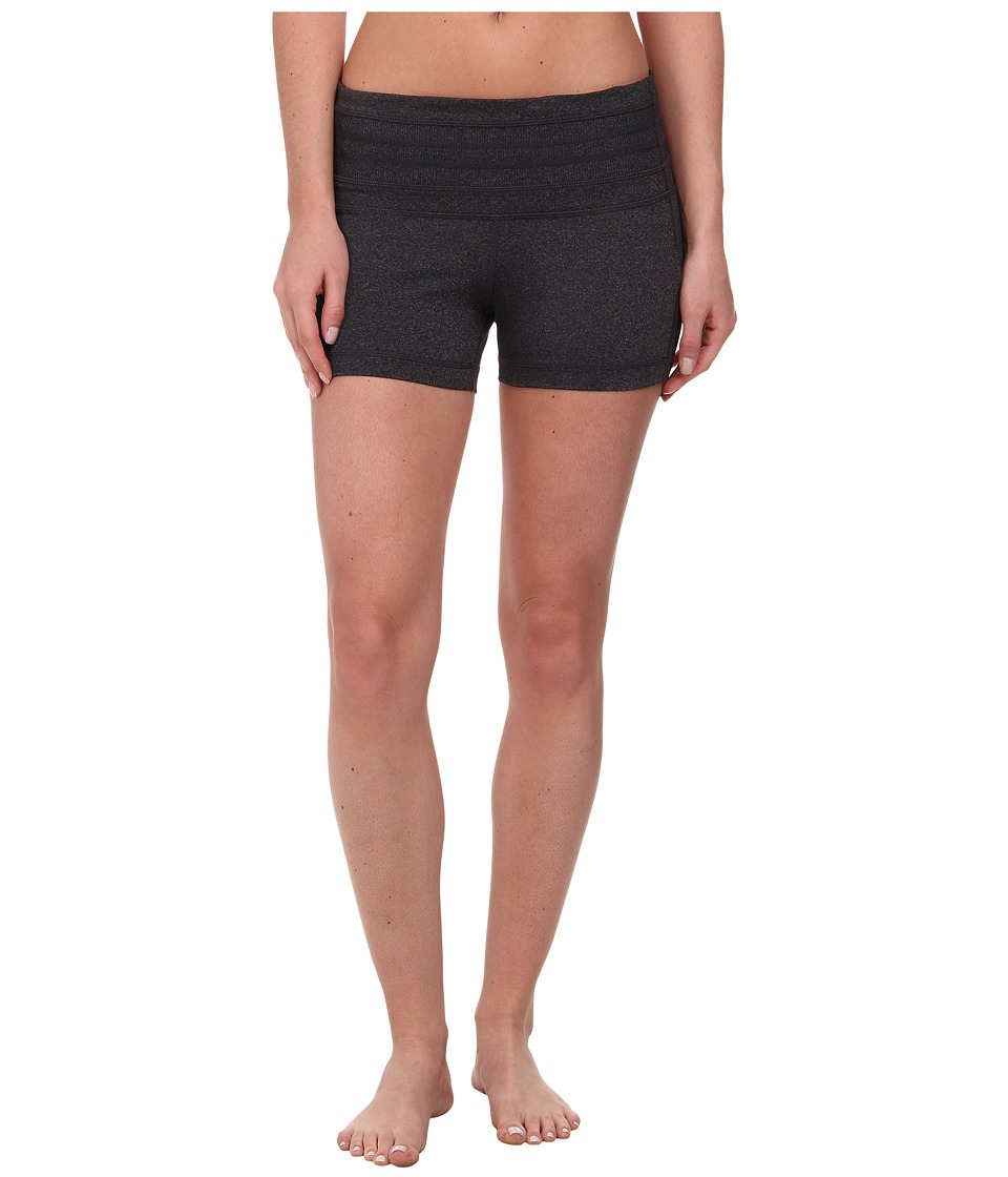 Prana - Olympia Short (Charcoal Heather) Women's Shorts