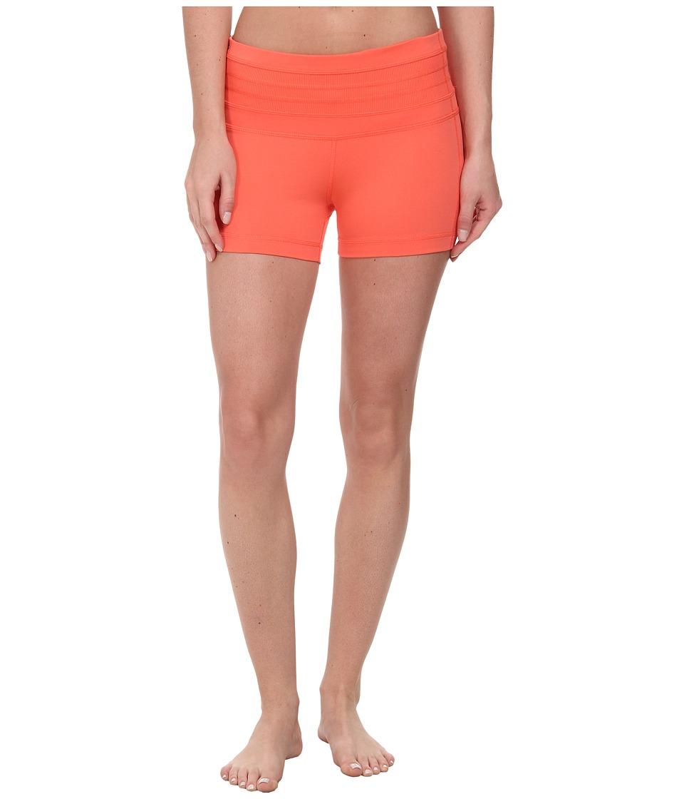 Prana - Olympia Short (Neon Orange) Women's Shorts