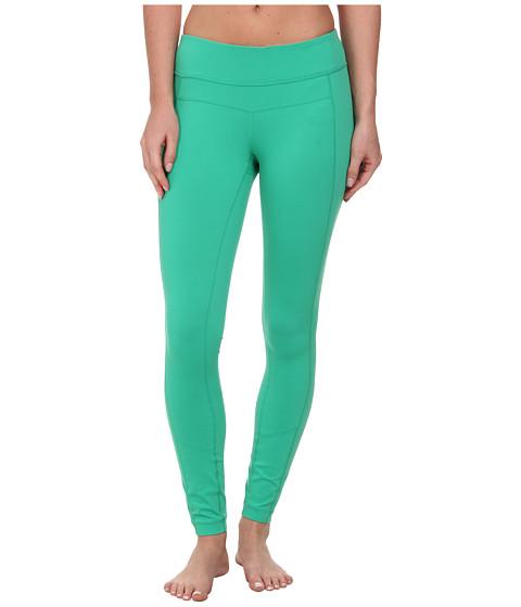 Prana - Gabi Legging (Cool Green) Women's Casual Pants