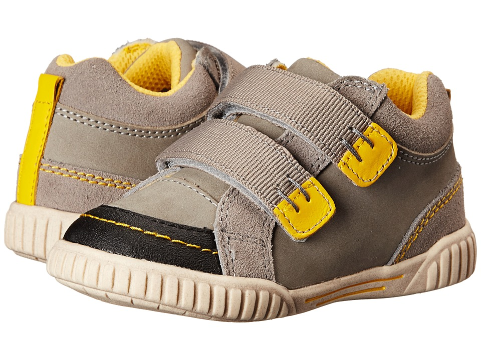 Umi Kids - Julius B (Toddler) (Dark Grey/Multi) Boy's Shoes