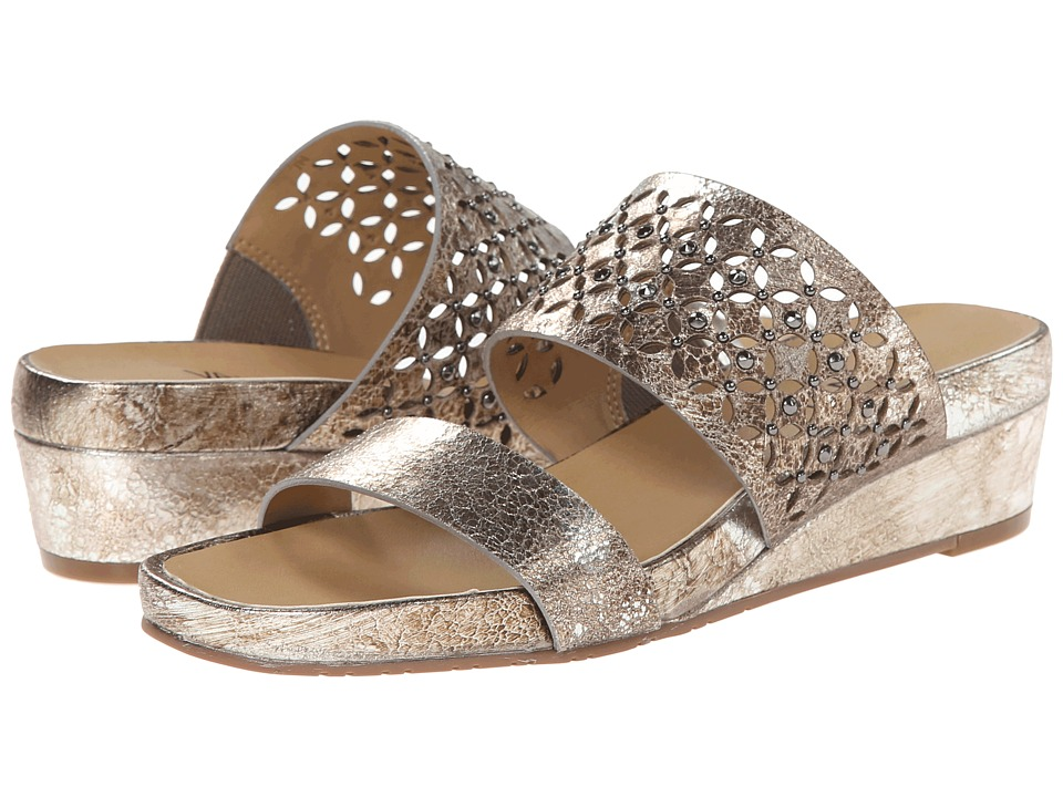 Vaneli - Kirima (Pale Platino Gesa) Women's Sandals
