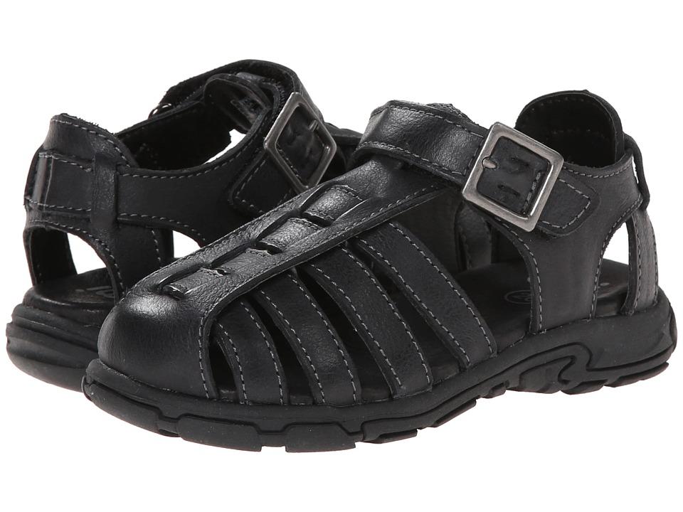 Umi Kids Carsten (Toddler/Little Kid) (Black) Boys Shoes