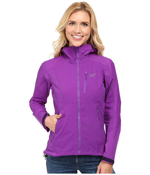 Arc'teryx - Gamma SL Hybrid Hoody (Ultra Violette) Women's Sweatshirt