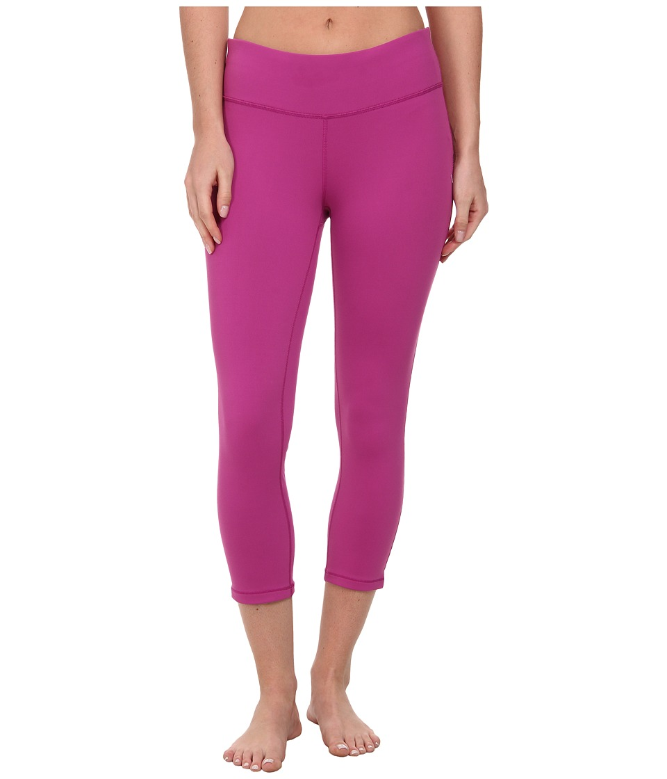 Prana - Ashley Capri Legging (Vivid Viola) Women's Capri