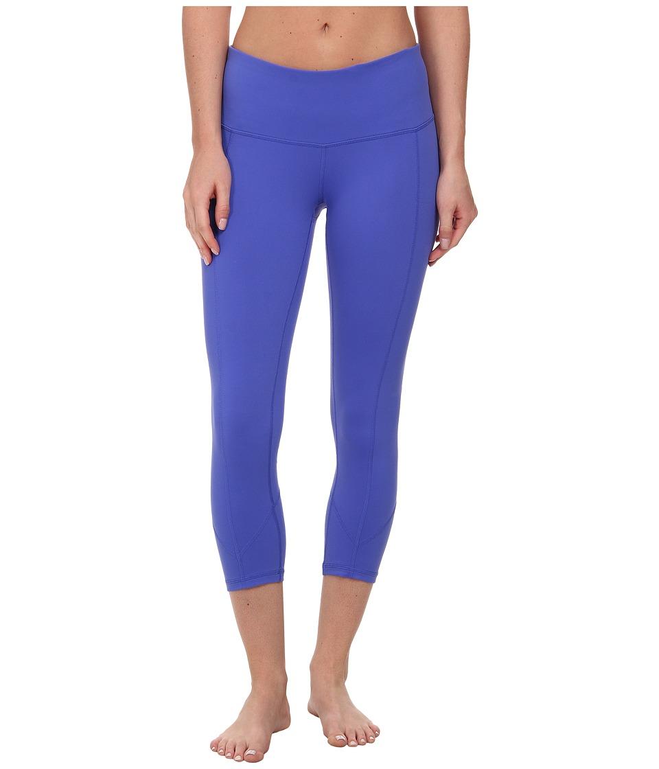 Prana - Prism Capri (Blue Jay) Women's Capri