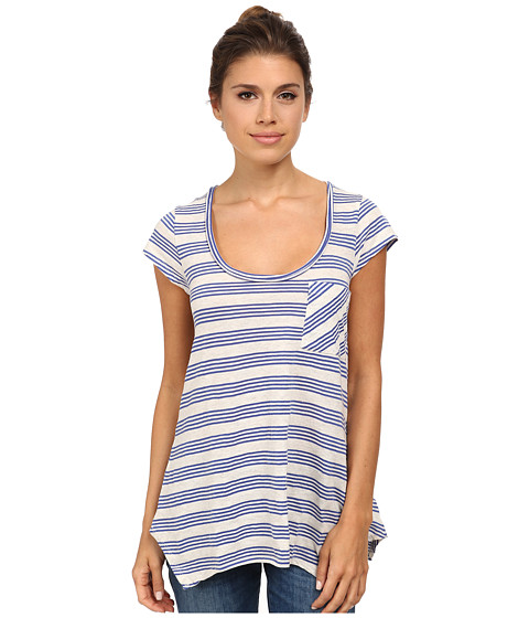 Prana - Skylar Top (Blue Jay) Women