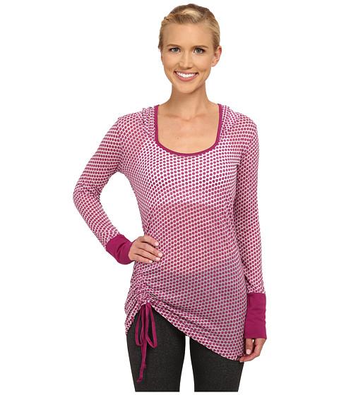Prana - Vinyasa Hoodie (Vivid Viola) Women's Sweatshirt
