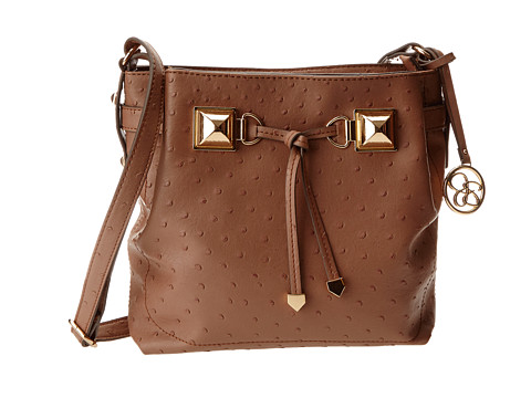 Jessica Simpson - Twiggy Crossbody (Camel 1) Cross Body Handbags