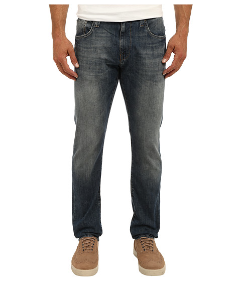 Mavi Jeans - Jake Regular Rise Slim Leg in Foggy Italy (Foggy Italy) Men