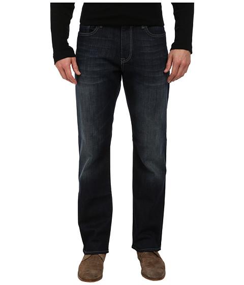 Mavi Jeans - Matt Mid-Rise Relaxed Straight Leg in Deep Yaletown (Deep Yaletown) Men