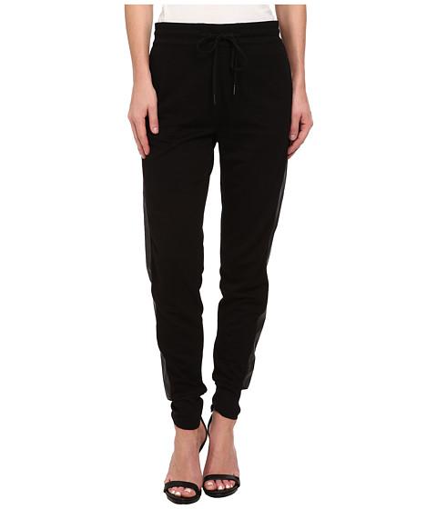 Calvin Klein Jeans - Luxe Jogger (Black) Women's Casual Pants