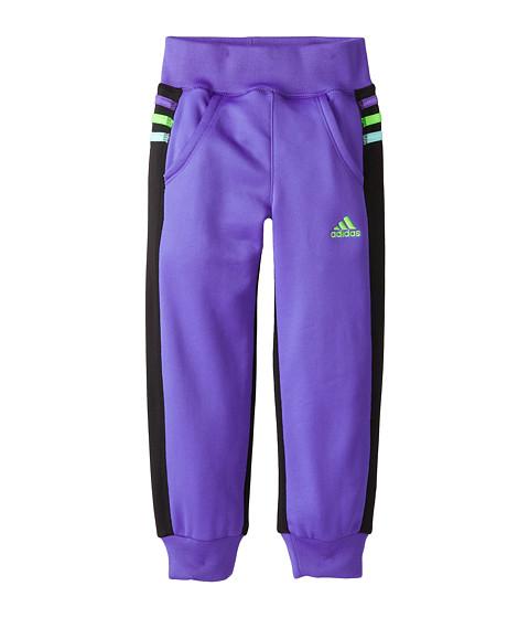 adidas Kids - Switchback Pant (Toddler/Little Kids) (Simply Purple) Girl