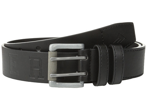 Emerica - Roya Belt (Black/Black) Men's Belts