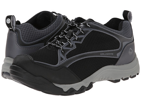 Wolverine - Fairmont ST (Black/Grey) Women