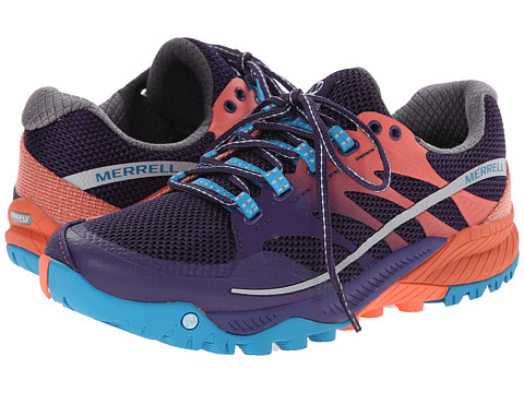 Merrell - All Out Charge (Parachute Purple/Coral) Women
