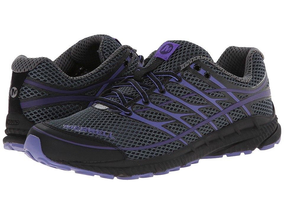 Merrell - Mix Master Move Glide 2 (Dark Grey/Light Purple) Women's Shoes