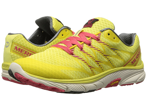 Merrell - Bare Access Ultra (Yellow/Geranium) Women