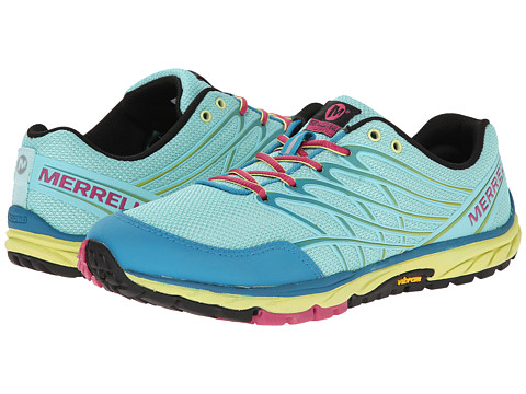 Merrell - Bare Access Trail (Adventurine/Algiers Blue) Women