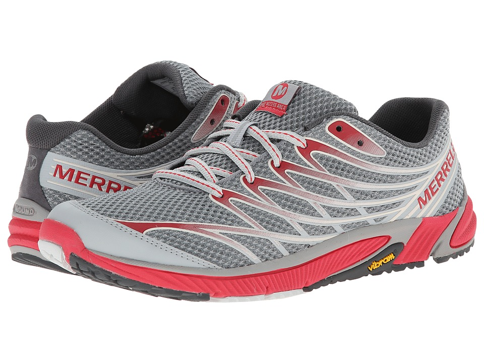 Merrell - Bare Access Arc 4 (Grey/Geranium) Women's Shoes