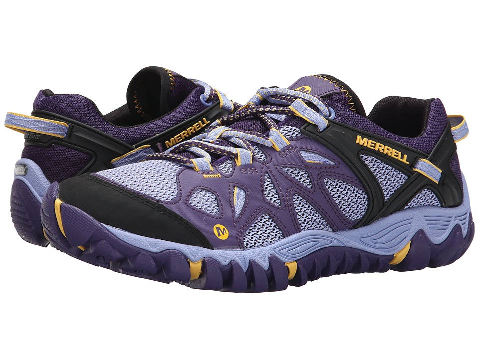 Merrell - All Out Blaze Aero Sport (Parachute Purple) Women