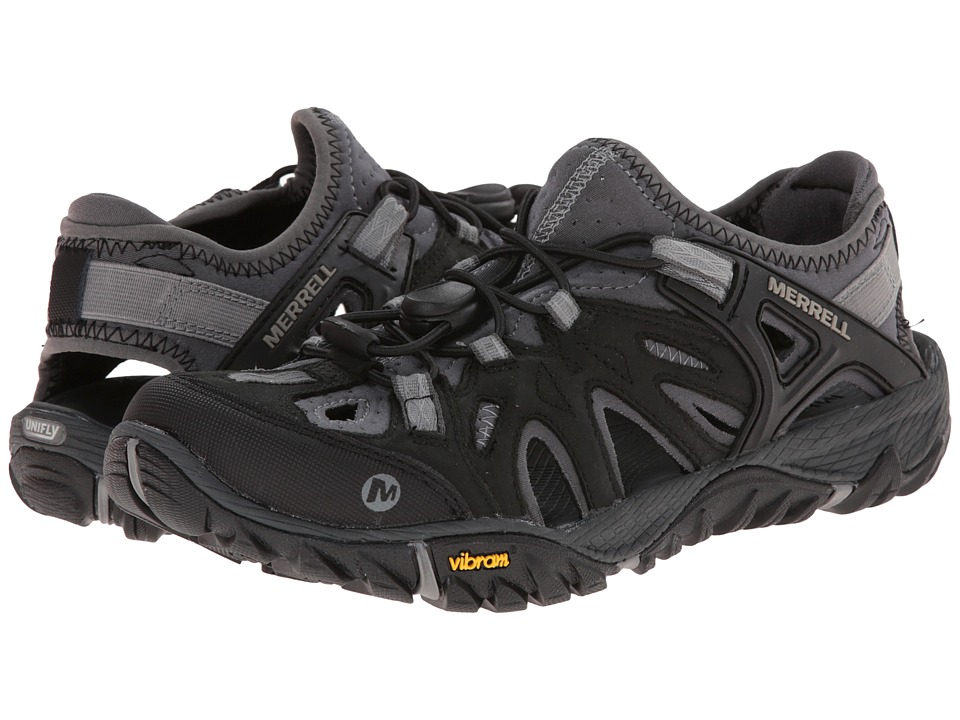 Merrell - All Out Blaze Sieve (Black) Women's Shoes