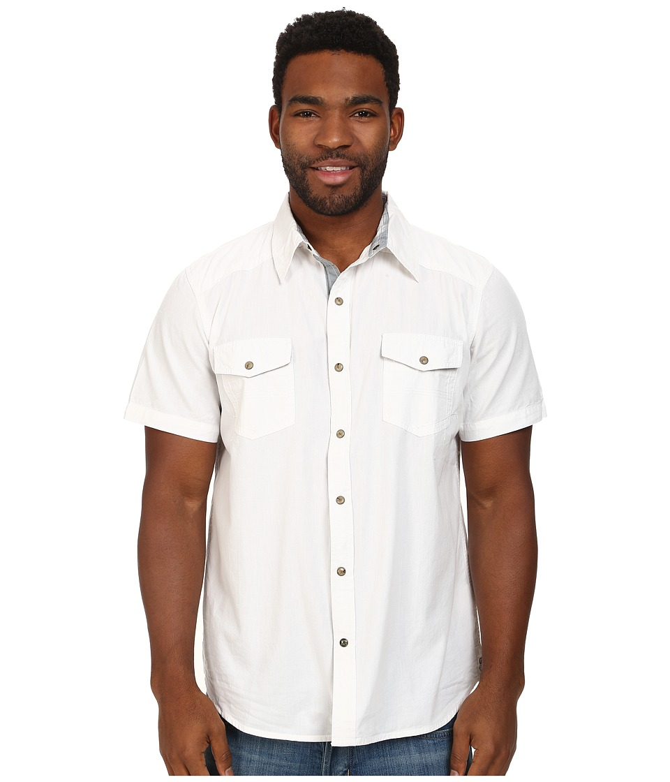 Ecoths - Carson Shirt (White) Men