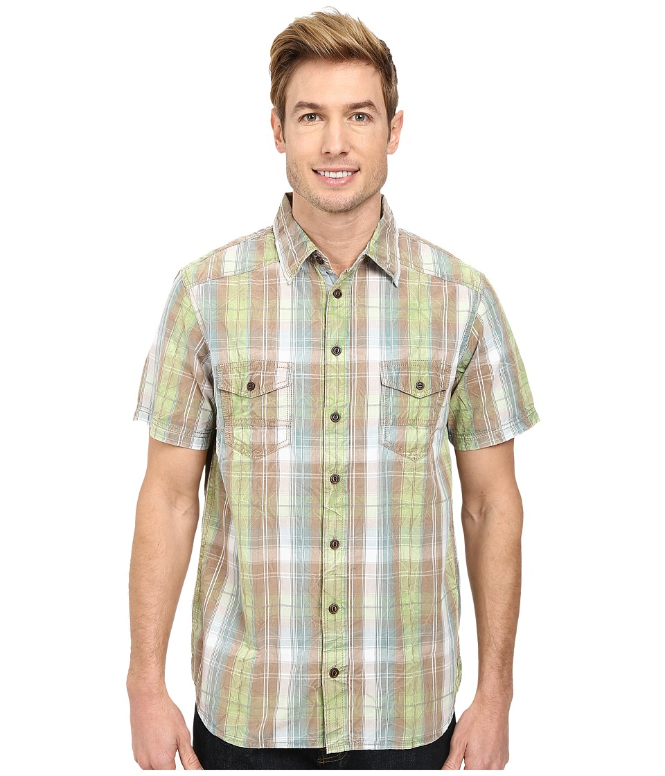 Ecoths - Bentley Shirt (Otter) Men
