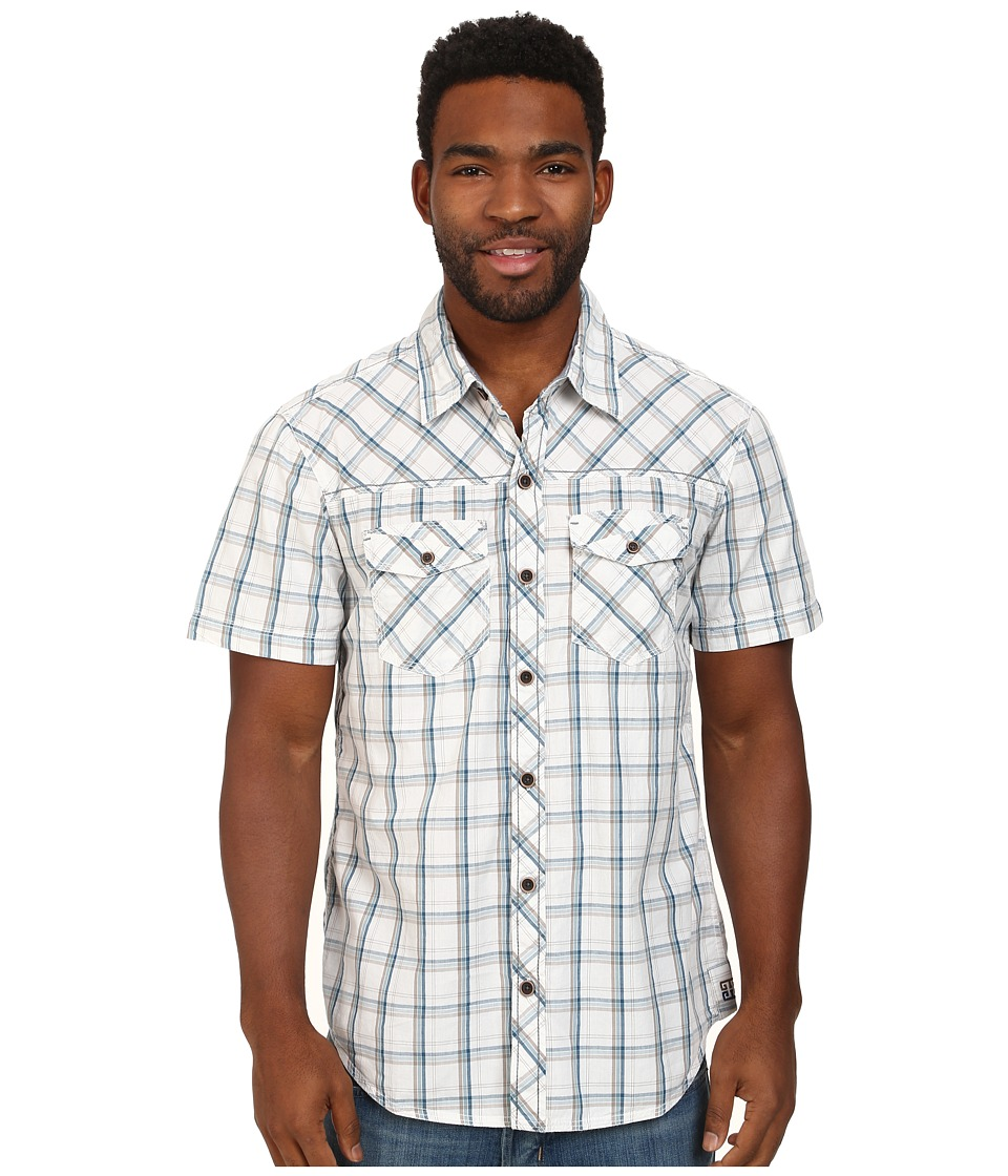 Ecoths - Xavier Shirt (Majolica Blue) Men